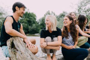 Die Basics der Achtsamkeit - Meet the Tribe Katha Holl
