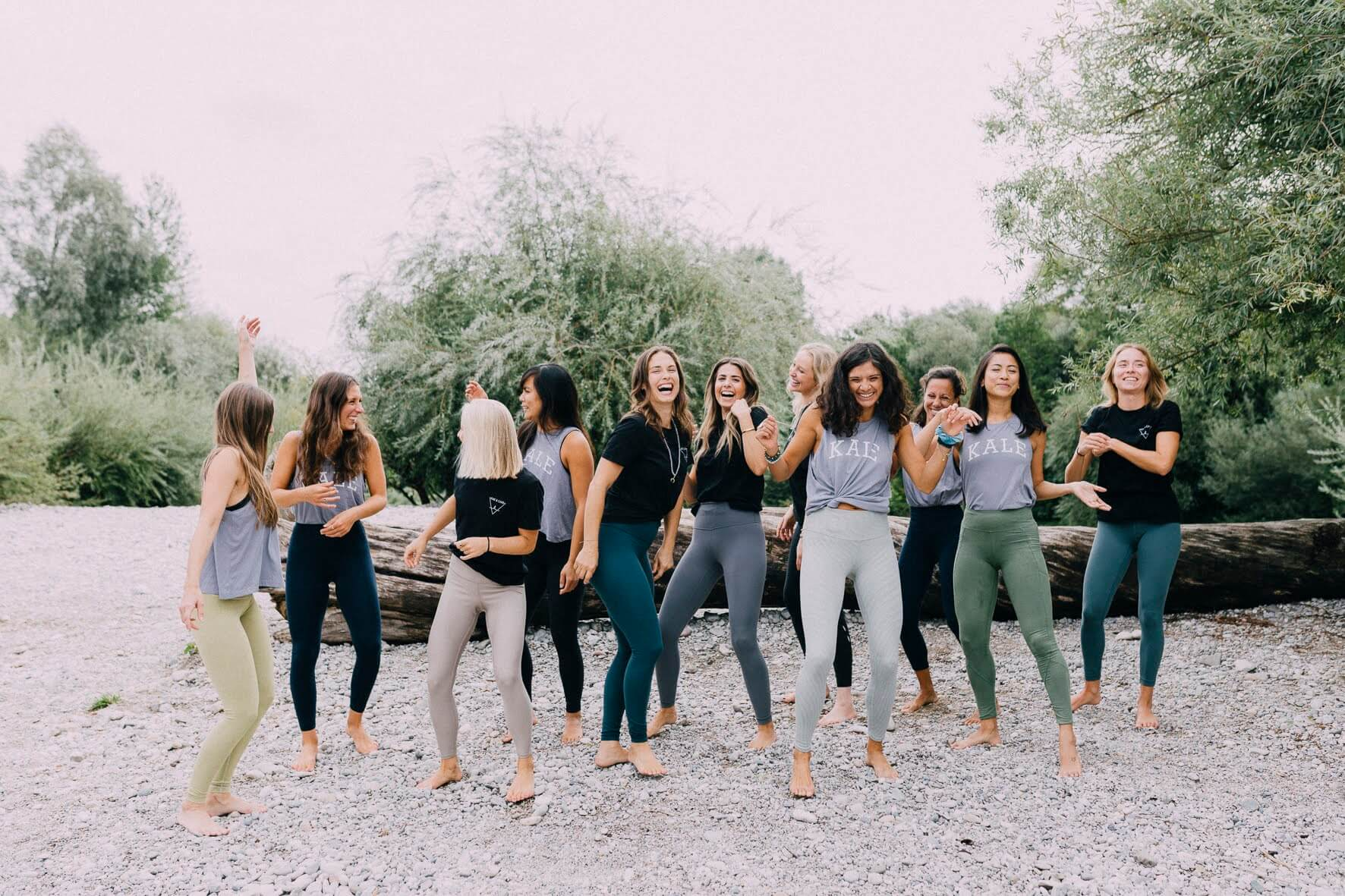 What is the Kale&Cake Tribe?