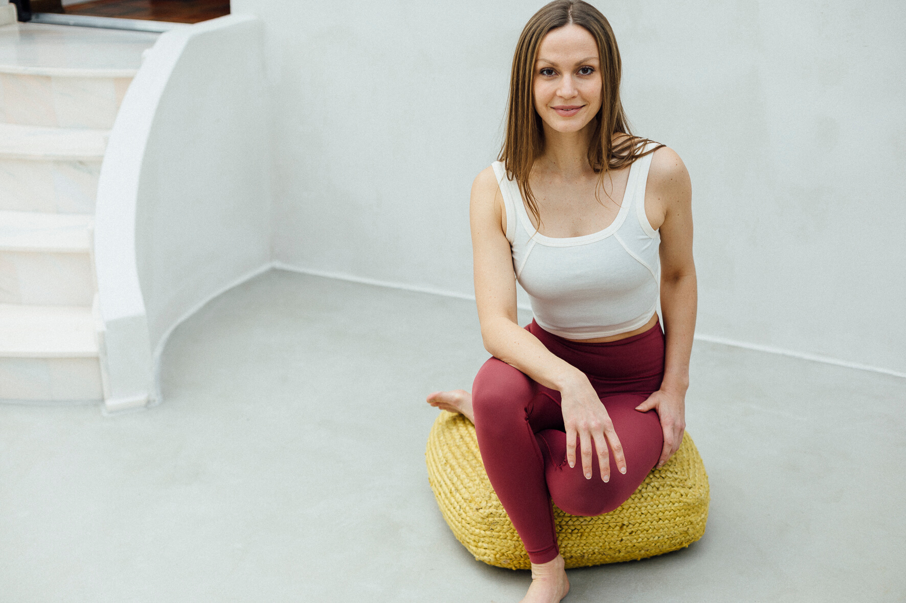 Yoga On and Off the Mat Workshop with Sophia Thora